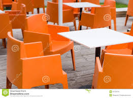 outdoor cafe chairs. Contemporary Outdoor Cafe Table And Chairs Home Design Modern Furniture Terrace Orange White Tables 551 R