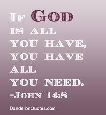 God Quotes Inspirational. QuotesGram via Relatably.com