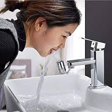 Basin Lengthen Extender, Tap Aerator 720°Rotation ... - Amazon.com