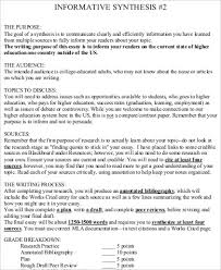 Example Informative Essay Barca Fontanacountryinn Com