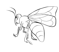 And, that is how this post came to life. Honey Bee Coloring Page Printable Online Coloring Pages