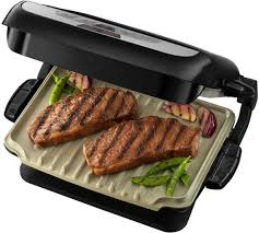 george foreman grill cooking time and temperature control of fish meat recipes