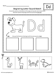 Phonics teaches a student to read by using the sounds of the letters in a word. Early Childhood Phonics Worksheets Myteachingstation Com