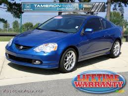 2004 Acura RSX Type S Sports Coupe in Arctic Blue Pearl - 018008 ...