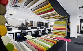 creative office. Creative Office Design By M Moser Associates | Interior Architecture