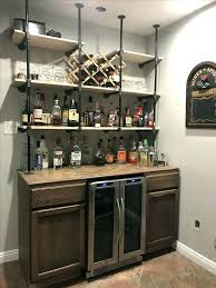 interior wall bar ideas home rustic with wood ceiling likeable fresh 10 wall bar