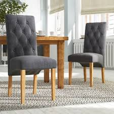 colvin upholstered dining chair set of 2