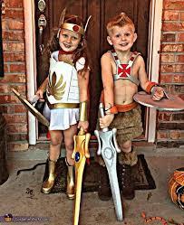 heman and shera costume