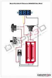 box mod mosfet wiring diagram wiring diagrams best box mod mosfet wiring diagram home wiring diagrams simple led circuit diagram box mod mosfet wiring diagram
