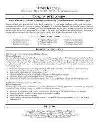 Resumes For Educators Simple Education Resume Template Templates