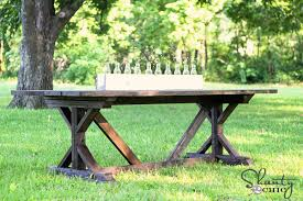 anna white furniture plans. build x farmhouse table from 2x4s for 65 free diy plans anawhite com anna white furniture
