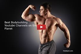 top 100 bodybuilding you channels on workout nutrition fitness videos