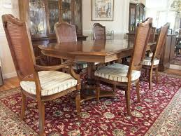Ethan Allen Dining Tables Ethan Allen Extendable Dining Table W - Ethan allen dining room chairs