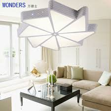 2016 Creative Design modern ceiling lights LED for living room 220V