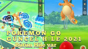 POKEMON GO EN GÜNCEL HİLE 2021 - YouTube