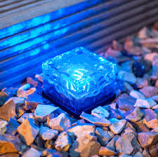 Blue Outdoor Lights 10 Facts About Blue Solar Lights Outdoor Warisan Lighting