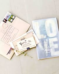7 wedding invitation etiquette tips martha stewart weddings Wedding Invitations For Mailing Wedding Invitations For Mailing #20 wedding etiquette for mailing invitations