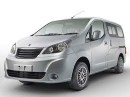 ashok leyland to launch 7 seater stile 13 seater dost express muvs