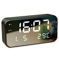 Satın Al Yeni LED Müzik Çalar Saat USB Powered Gece Işık Arka Işık Yaratıcı  25 Şarkılar Müzik Çalar Saat Ev Dekorasyonu Masaüstü Saat, TL149.4