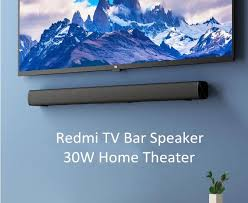 <b>Xiaomi Redmi TV</b> Bar <b>Speaker</b> Home Theater Offered for $59.99