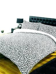 enchanting leopard print duvet cover set king size animal covers uk