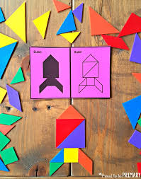 geometry and shapes for kids tangrams