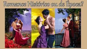 Especial Romances Históricos - Romance Histórico ou Romance de Época? ~ Meu  Vício em Livros