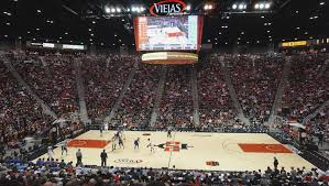 Unusual Viejas Seating Chart Clune Arena Seating Chart