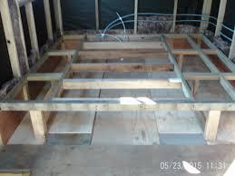 raised floor bed. Wonderful Bed ViviLnk Intended Raised Floor Bed W