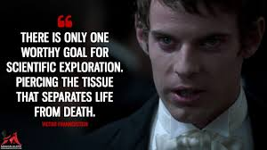 Victor Frankenstein Quotes
