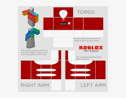 Roblox Shirt Textures Roblox Transparent Template Download
