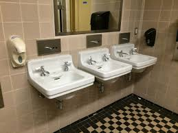 Public Bathroom Sink  Best Decorative Ideas And Decoration Furniture For Your Home. a