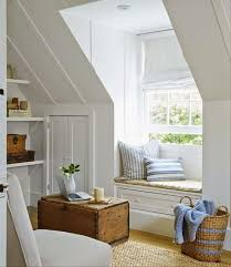 Beach House, Decorating Ideas, Country Living, Attic Rooms, Dormer Windows,  Reading