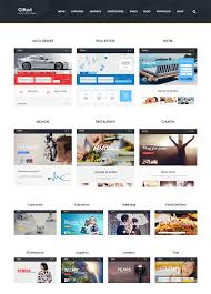 Website Html Templates Gifted HTML24 Website Template Buy Premium Gifted HTML24 Website 11