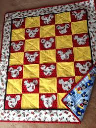 Mickey Mouse Quilt Disney Baby Quilt Patterns Disney Stamped Cross ... & Mickey Mouse Quilt Disney Baby Quilt Patterns Disney Stamped Cross Stitch Baby  Quilts Disney Baby Quilts Adamdwight.com