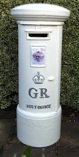 How To Decorate A Wedding Post Box Wedding Post Box Hire Norfolk Vintage Partyware 37