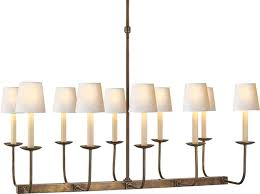branched chandelier linear branched chandelier contemporary chandeliers by circa lighting visual comfort linear branched chandelier