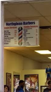 Barber Shop «Northglenn Barbers», reviews and photos, 11974 Washington St,  Northglenn, CO 80233, USA