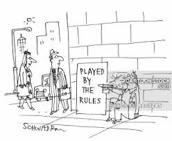 playing by the rules cartoons and comics funny pictures from playing by the rules cartoons playing by the rules cartoon funny playing by