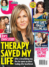 Jennifer Aniston Is Very Comfortable Where She Is After
