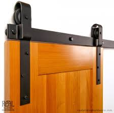 Images of Overhead Sliding Door Hardware - Woonv.com - Handle idea