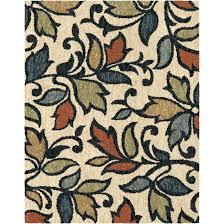 allen roth rugs photo 4 of 8 off white rectangular indoor machine made nature area rug