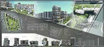 Галерея Диплом 3 степени в номинации Архитектурное проектирование