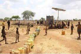 acute water shortage hits karamoja region daily monitor acute water shortage hits karamoja region