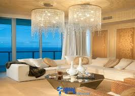 stylish chandelier for living room and contemporary chandeliers for living room