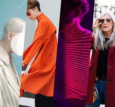 <b>Fashion</b> Color Trend Report <b>New</b> York Autumn/<b>Winter 2019</b>/2020