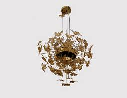 nymph chandelier by koket