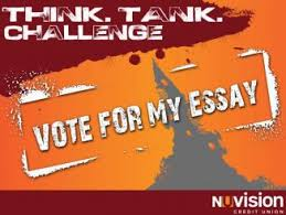 city honors college preparatory think tank challenge essays vote for my essay