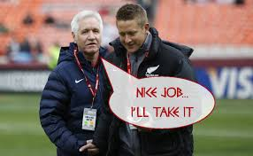 The New Football Ferns Manager Is… Tom Sermanni — The Niche Cache