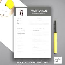 Creative Resume Templates Free Download For Microsoft Word Free Creative Resume Templates Microsoft Word Awesome Resume 12